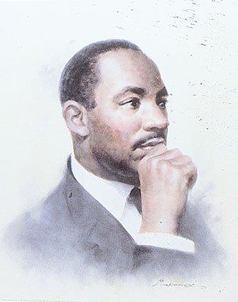 Martin Luther King: Yo tuve un sueño
