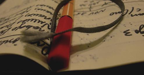 Cuaderno de oración / Devocional