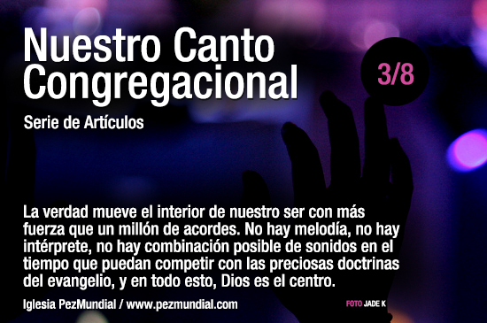 El canto congregacional