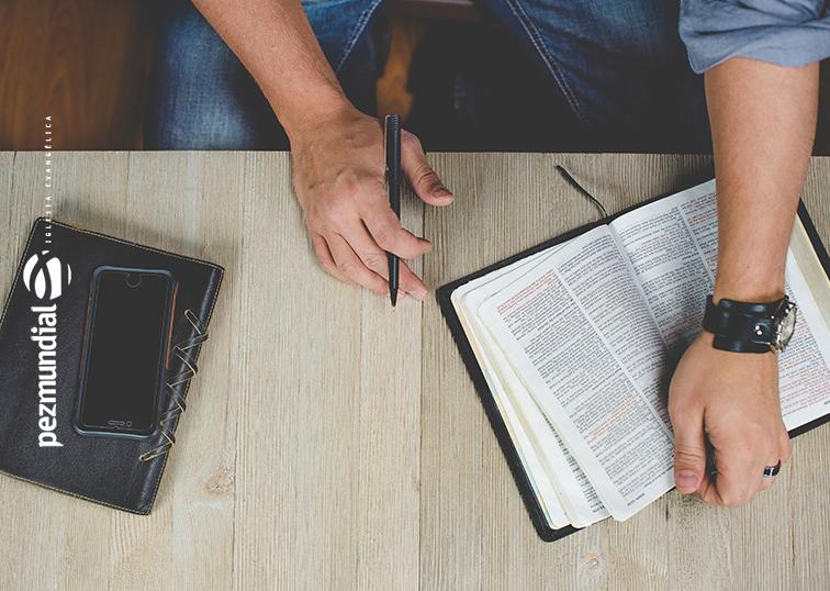 Biblia, Devocional, Estudio
