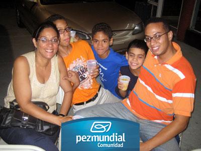 Familia Ramírez-Mañón.