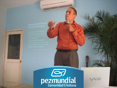 Rafael Pérez.