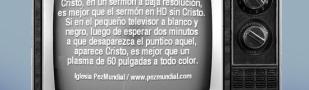 Predicando: en AM / Blanco y Negro