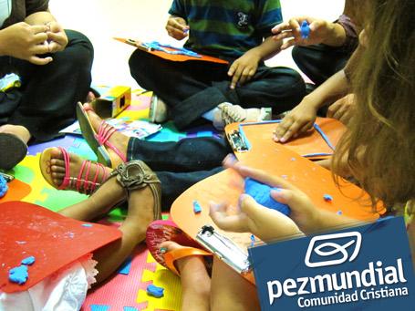 PezMundial / Niños