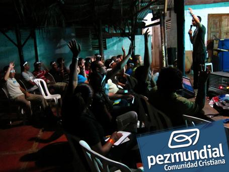 Fausto Liriano / Campamento de PezMundial 2010