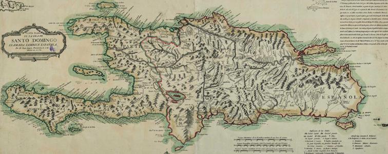 Isla de Santo Domingo