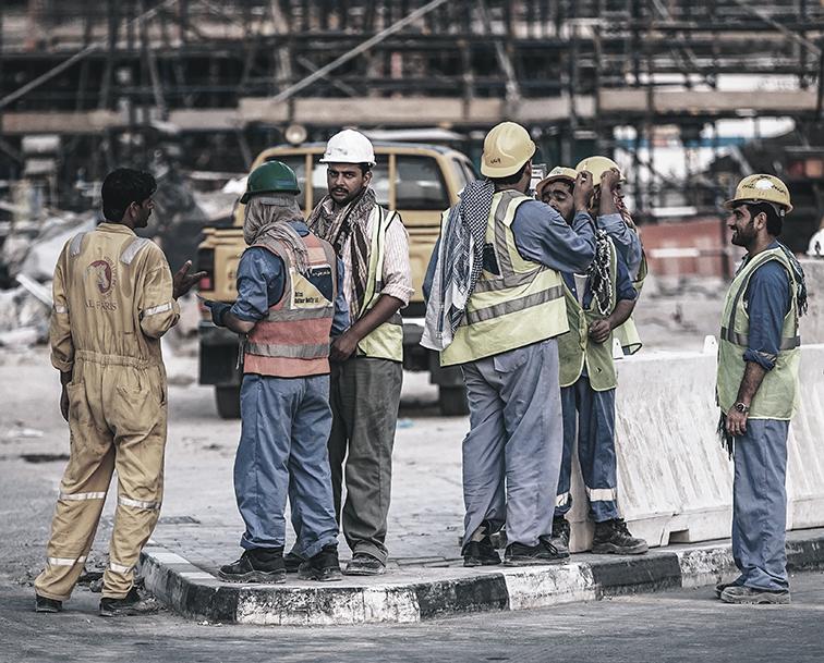 Ministerio cristiano, obreros